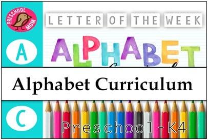 AlphabetCurriculum