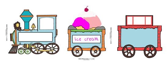 Transportation Preschool Printables - Preschool Mom