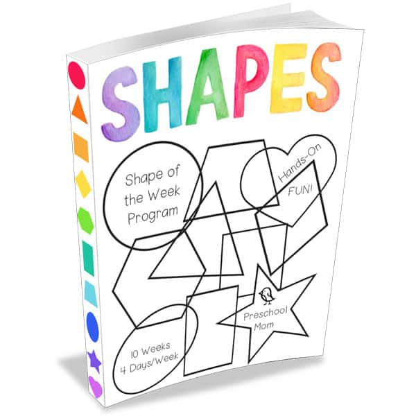 Shape Preschool Printables - Preschool Mom