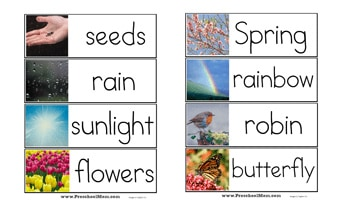 It's just a graphic of Clever Printable Word Wall Cards With Pictures