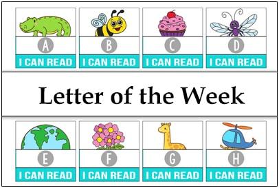 Alphabet Printables -
