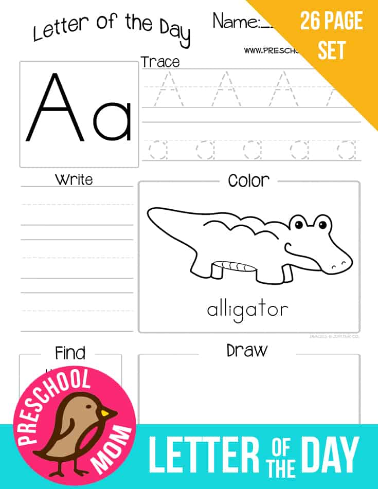 It's just a picture of Crafty Printable Letters for Preschool