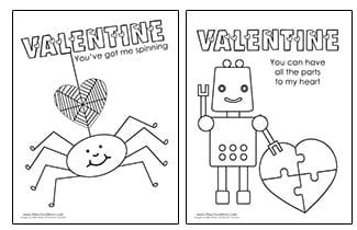 Valentine's Day Preschool Printables - Preschool Mom
