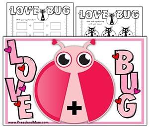 Valentine S Day Preschool Printables