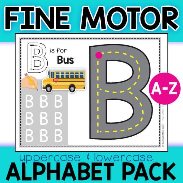 Alphabet Road Mats