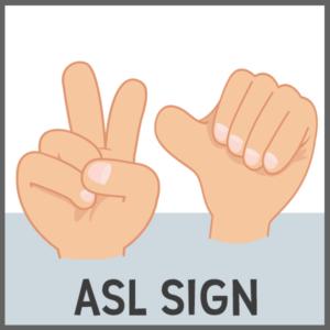 picture about Asl Printable called ASL Preschool Printables - Preschool Mother