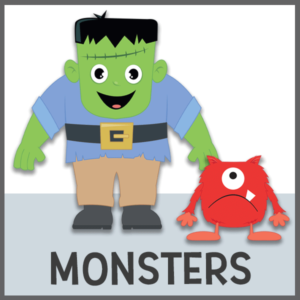 MonsterPrintables